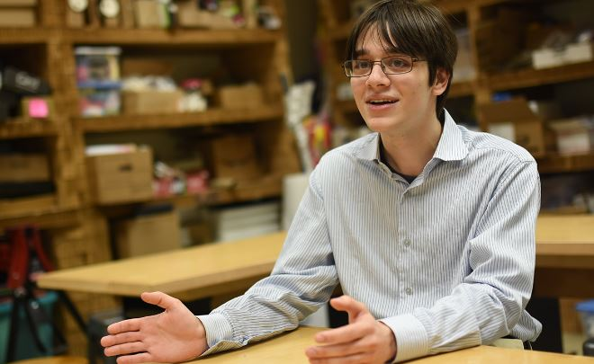 James Pavur '13:  Eighth Alum Named a Rhodes Scholar