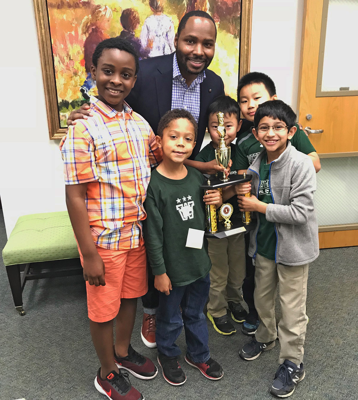 Lower School Chess Team Qualifies for State Championship