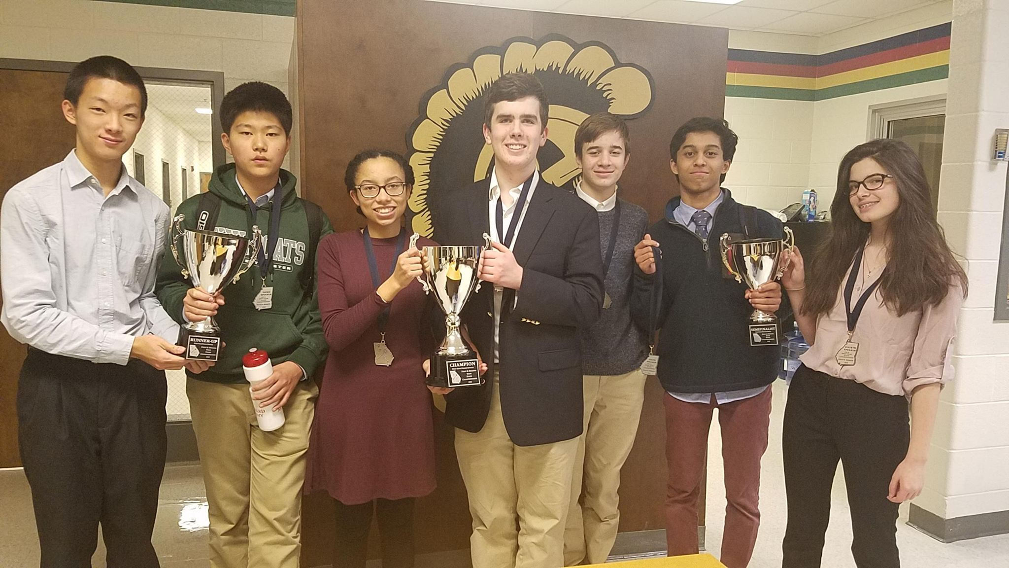 Debate Teams Pick Up Accolades Throughout Season