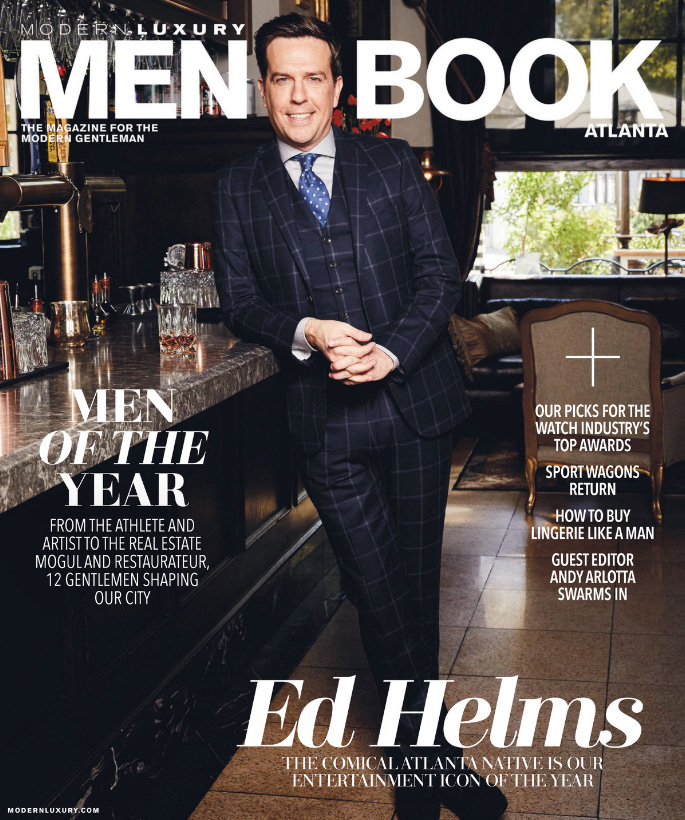 Ed Helms '92 Named Entertainment Icon of the Year