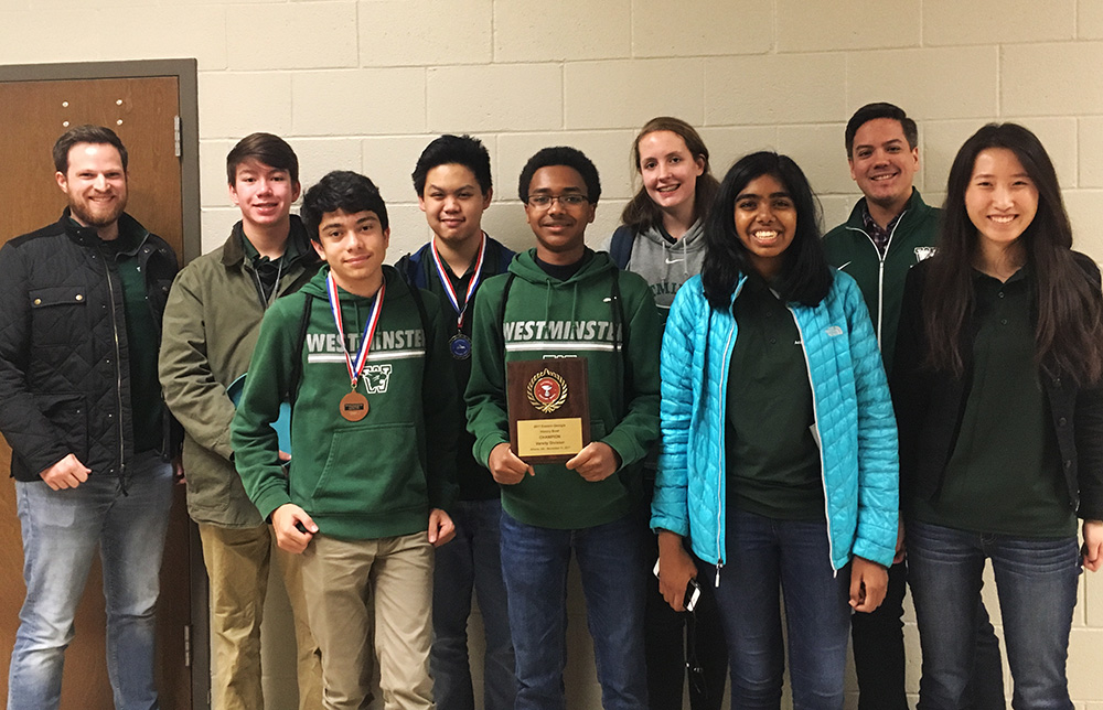 History Team Qualifies for Nationals Following Weekend Performance