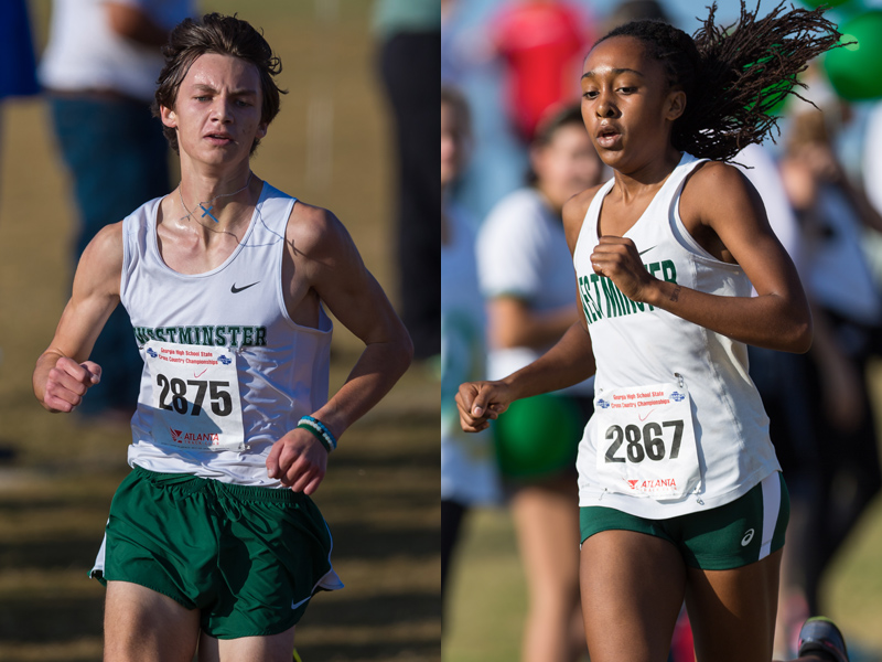 Two Cross Country Runners Make Atlanta Track Club's All-Metro Team