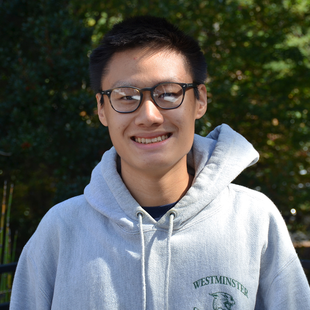 Albert Zhang '18: Health Education Activist Honored